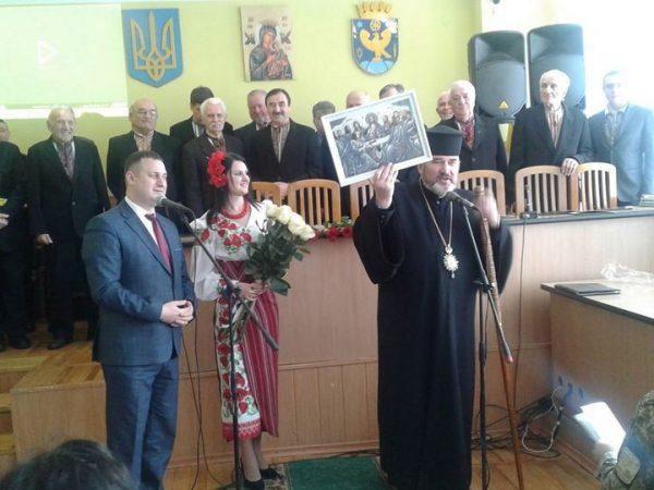 Владика Василь відвідав засідання колегії районної державної адміністрації