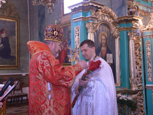 У Надвірній висвятили нового священика