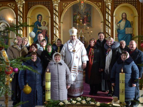 У храмі с.Білозорина освятили новий іконостас
