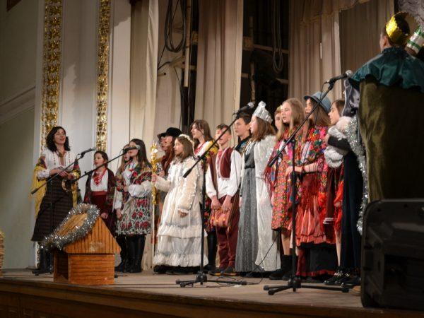 Фестиваль вертепів відбувся у Коломиї (відео)