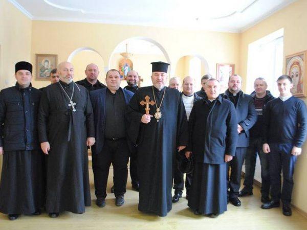 Священики єпархії обговорили проект соціальної відповідальності на парафіях