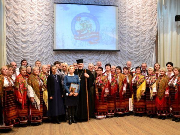 """XIV Різдвяний Фестиваль """"Ой радуйся, земле!"""" відбувся в Коломиї"""