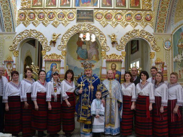 Храмовий празник парафії Стрітення Господнього у Коломиї