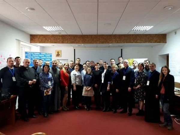 Священнослужителі Коломийської єпархії вчилися реалізувати соціальні проекти