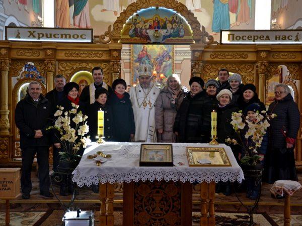 Архиєрейська Божественна Літургія у М'ясопусну неділю