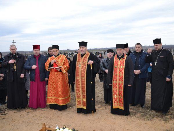 Заупокійна Літургія на  40-й день після смерті о. Михайла Халабарчука