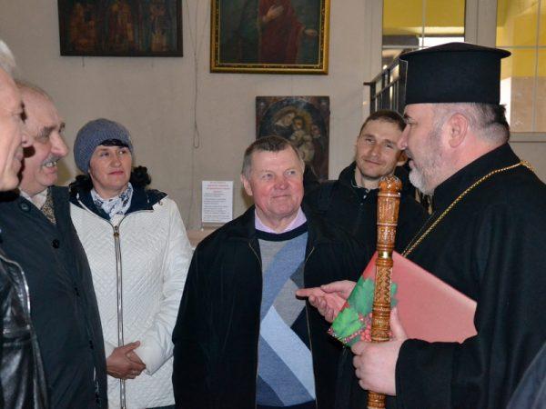 Дяки Коломийської єпархії зібрались на спільному семінарі