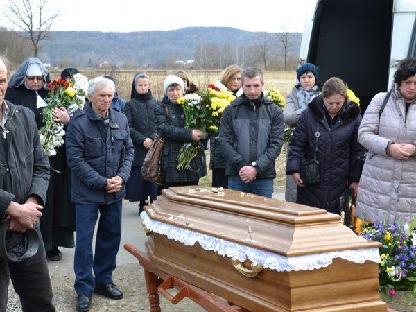 Похоронні богослужіння за дослідницею спадщини Шептицьких Оксаною Гайовою
