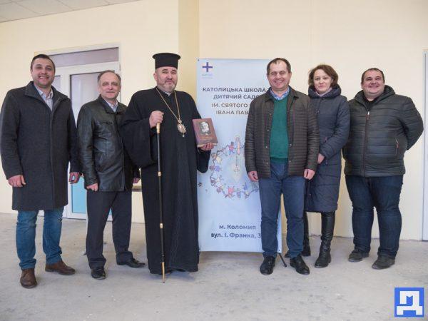 У Коломиї відкриють католицьку школу і християнський садочок Св. Івана Павла ІІ