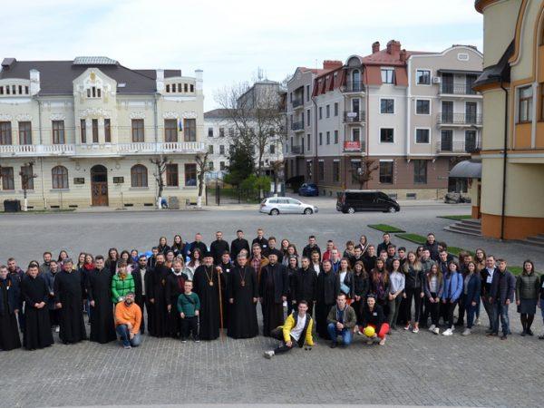 Форум молодіжних лідерів Коломийської єпархії