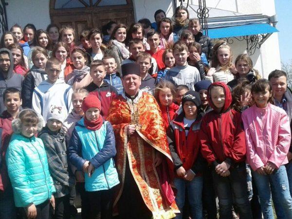Духовне очищення учнів Великокам'янського ліцею перед Великоднем