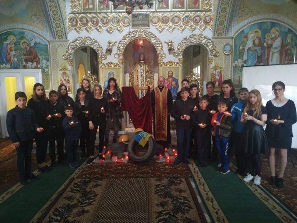 Хресна дорога за Україну