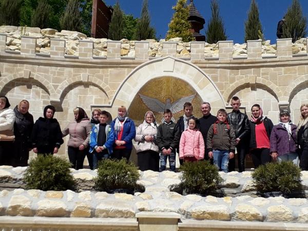 Проща парафіян Гаврилівки до Зарваниці