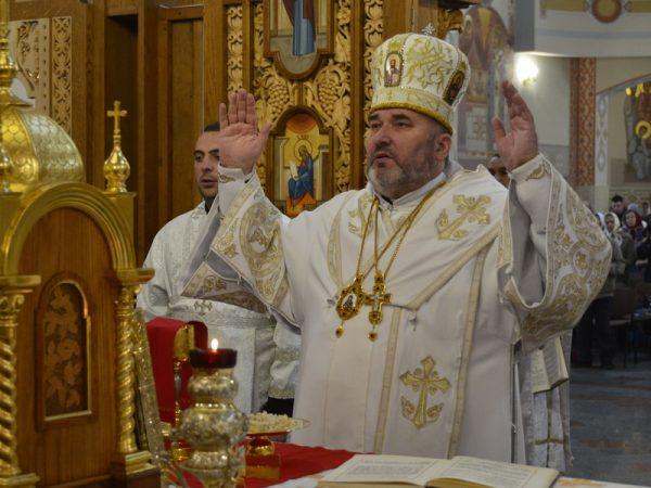 У Томину неділю владика Василій (Івасюк) помолився Катедральному соборі