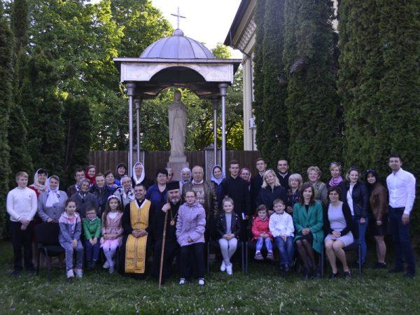 Молебень до Матері Божої в Коломийській єпархії