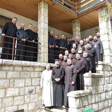 У Яремче триває ІІ тур священичих реколекцій