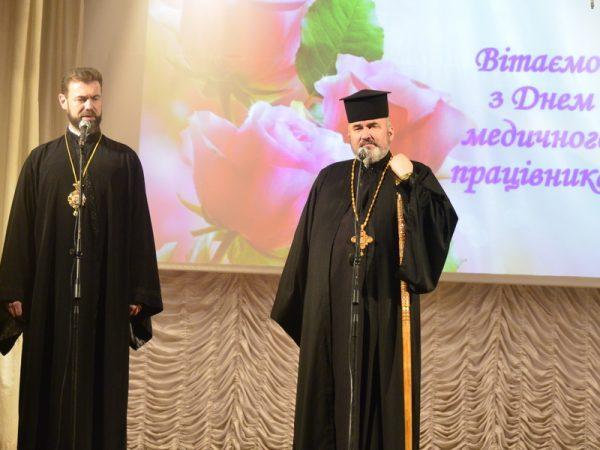 Відзначення Дня медичного працівника в Коломиї