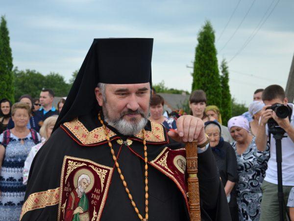 Вітаємо Преосвященного владику Василія із 30-річчям священичих свячень