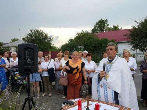 В Отинії відслужили Молебень до Святого Юди Тадея