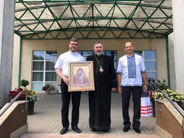 Представники Коломийської єпархії взяли участь у святкуванні ювілею владики Івана Мартиняка