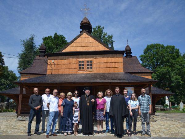 У Благовіщенській церкві провели засідання художньо-реставраційної комісії