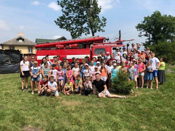 Діти Отинії провели насичені канікули з Богом