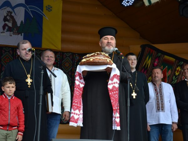 Ієрейські свячення у с. Поляниця