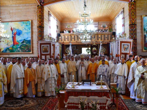 У Космачі відзначили 135 річчя від дня народження Омеляна Ковча