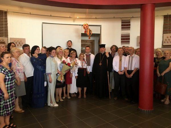 Владика Василій взяв участь у святкуваннях до Дня міста Коломиї