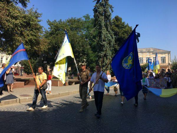 Владика Василій привітав 10-ту окрему гірсько-штурмову бригаду з поверненням на ротацію (відео)