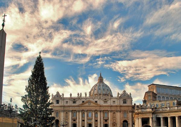 Різдво у Ватикані