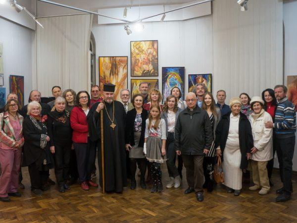 Владика Василій привітав Коломийських митців з 25-річчям Асоціації