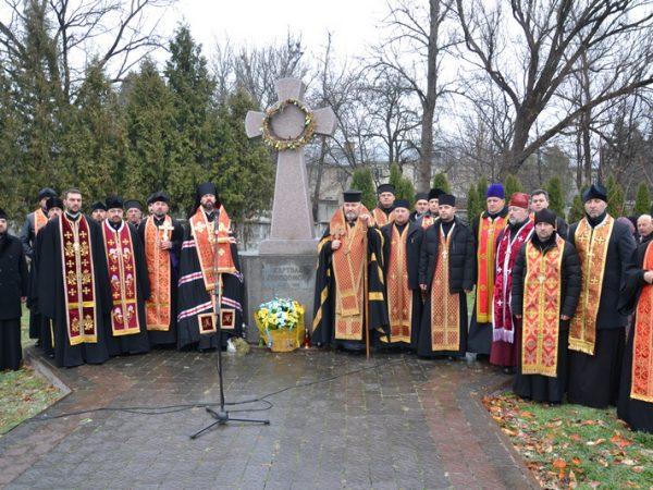 Коломияни молитовно пом'янули жертв Голодомору