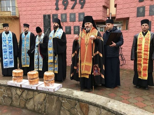 У Коломиї молитовно відзначили 31 річницю виведення військ з Афганістану