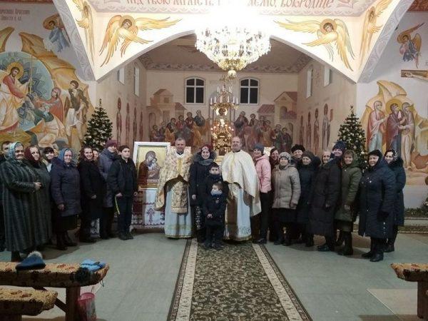 На парафії с. Стецева провели реколекції на тему алкогольної залежності