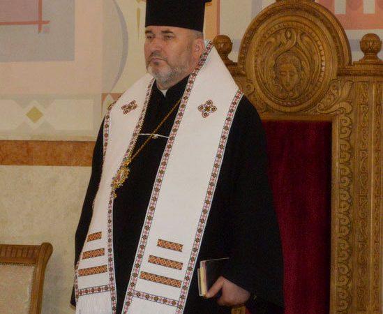 Слово владики Василія Івасюка у день встановлення Таїнств Євхаристії та Священства