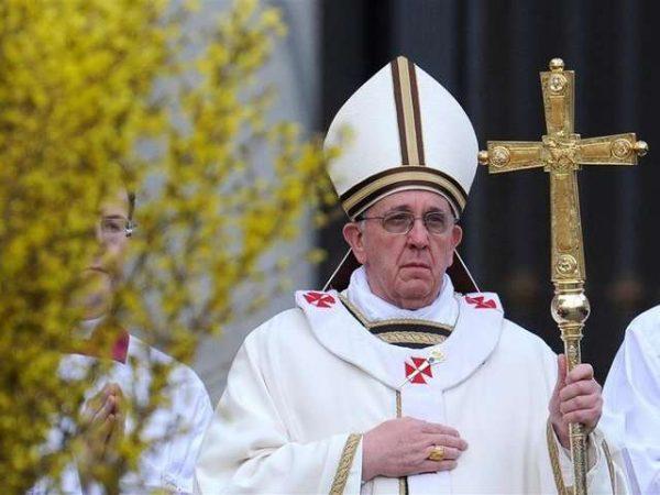 Трансляції великодніх богослужінь з Ватикану