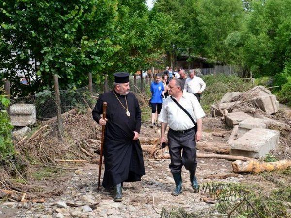 БФ «Карітас Коломиї» продовжує допомагати потрепілим від стихійного лиха