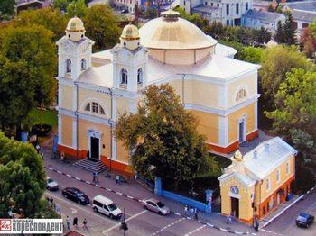 Оголошено збір коштів на відновлення храму св. Архистратига Михаїла в Коломиї (відео)