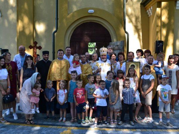 Коломияни помолились молебень до св. вклмч. і цілителя Пантелеймона