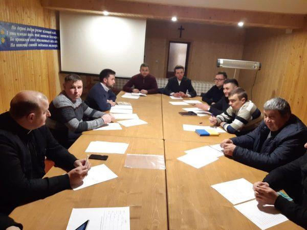 Відбулася робоча зустріч членів молодіжної комісії