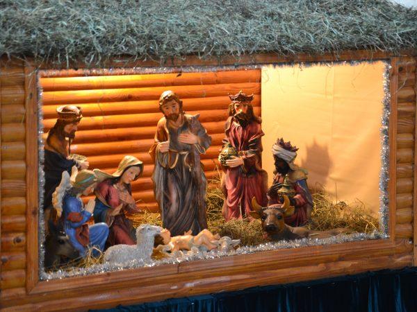 Різдво Господа Бога і Спаса нашого Ісуса Христа