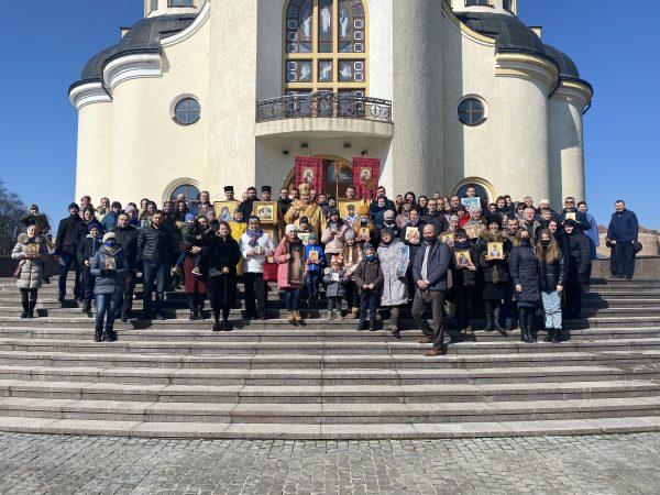 Архиєрейське богослужіння в першу неділю Великого посту