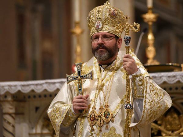 Вітаємо Блаженнішого Святослава з 10-річчям патріаршого служіння
