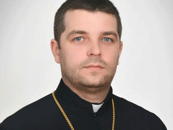 Вітаємо отця Володимира Білослудцева!