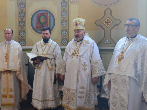 Владика Василій очолив прощу з нагоди Дня Матері у с. Старуня