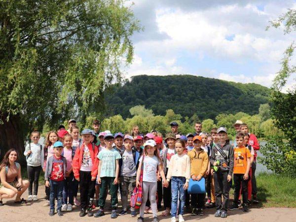 Товариство «Агапе» проводить дитячий табір «Літні канікули з Богом»