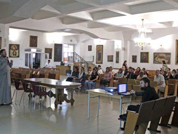 У Коломийській єпархії розпочали роботу формаційні курси для катехитів