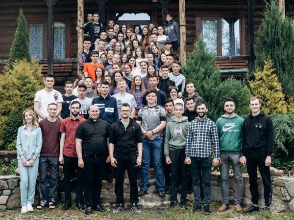 Комісія у справах молоді Коломийської єпархії провела з'їзд лідерів молодіжних спільнот