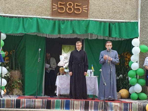 День святкування 585-річниці першої згадки про село Богородичин